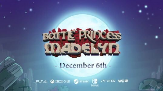 Battle Princess Madelyn Storms Onto Switch December 6