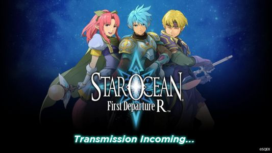 Star Ocean: First Departure R is heading to PS4 and Switch