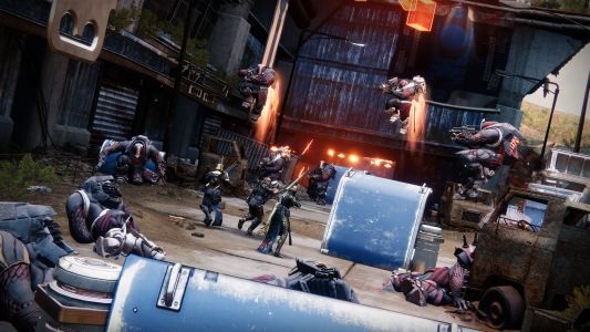 Destiny 2 - Proving Grounds Strike is Now Available