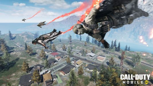 New 'Call of Duty: Mobile' Details Revealed Including a Battle Royale Mode