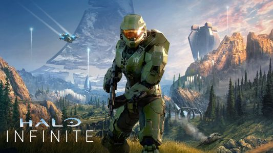 Halo Infinite - New Ultrawide Campaign Screenshots Show Lush Vegetation and Environments