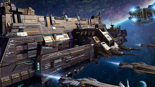 Infinite Galaxy update improves in-game alliances and adds a VIP system