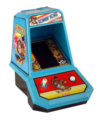 Coleco Mini Arcade Tabletop Prices Have Been Added