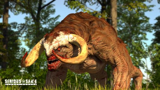 Serious Sam 4 Receives New, Action-Packed Gameplay Trailer
