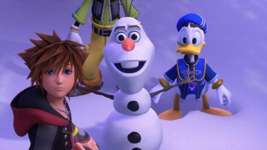 Kingdom Hearts III Critical Mode Update Out Now