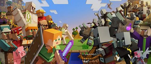 New Minecraft Update Introduces Village Changes, New Mob, and More