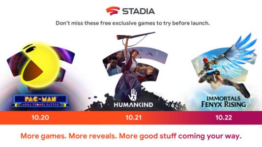 Stadia offers a free Humankind demo and announces ARK: Survival Evolved support