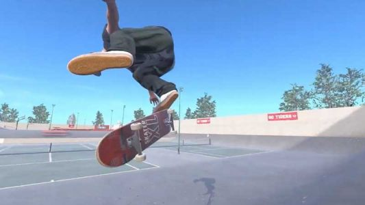 Skater XL Coming To The Switch