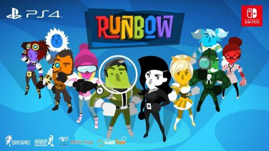 Runbow Coming to PS4 and Nintendo Switch July 3