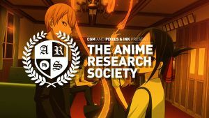 Anime Research Society Episode 19