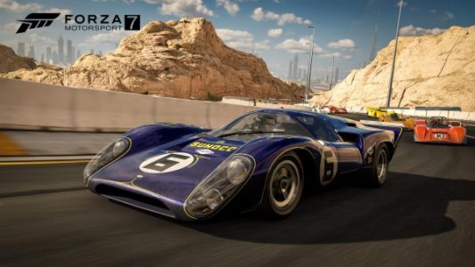 Forza Motorsport 7 will reach End of Life status on September 15
