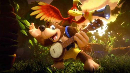 Banjo-Kazooie join the Super Smash Bros. Ultimate roster as the Xbox and Nintendo love-in continues