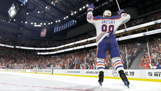 Hockey Goes Outdoors in NHL 19, Coming to PS4 September 14
