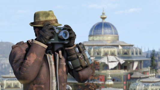 Fallout 76 adds its own wacky twist on a photo mode