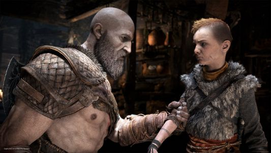 God of War has a lot packed into New Game+ mode