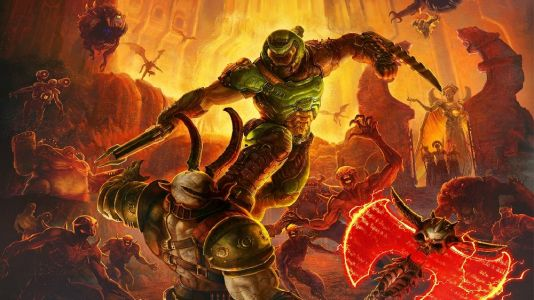 Doom Eternal for Nintendo Switch will be a digital-only release