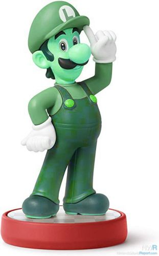 No Amiibo Support, Labo VR, or DLC for Luigi's Mansion 3