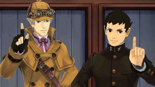 The Great Ace Attorney Finally Heads West This Summer