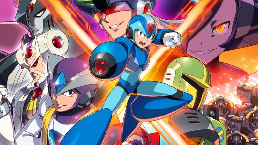 Mega Man Legacy Collection Becomes First Mega Man Release In 15 Years To Cross 1 Million Units Sold