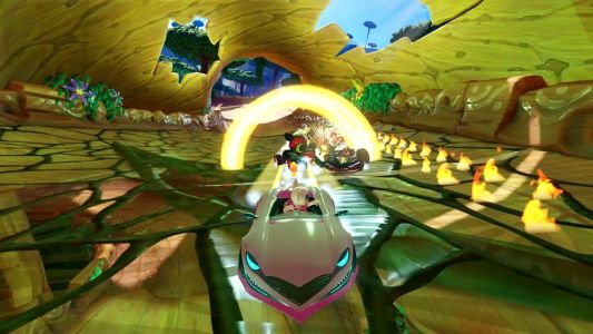 Team Sonic Racing details story and challenge modes