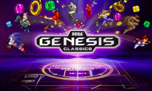 Sega's latest Genesis compilation is spin dashing onto Switch for the holidays