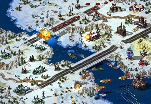 Command and Conquer and Command and Conquer: Red Alert Remasters Announced