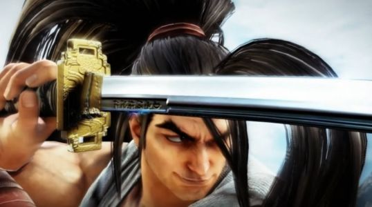Soulcalibur VI readies itself for Samurai Shodown's Haohmaru