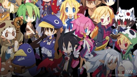 Disgaea 4 Complete+ Coming to Switch This Fall