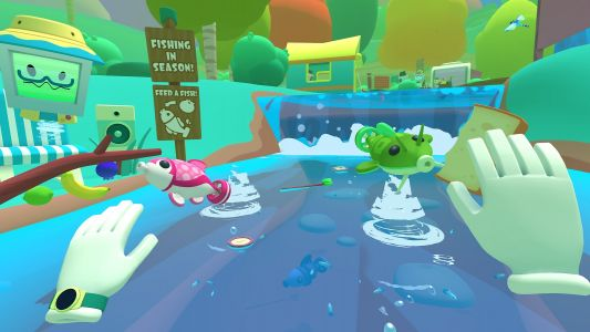 Inside the Aquatic Advancements of Vacation Simulator, Out Tomorrow for PS VR