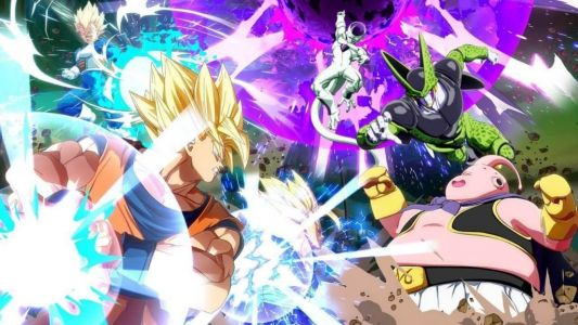 Dragon Ball FighterZ Exciting New Trailer Showing Goku Black And Hit Revealed