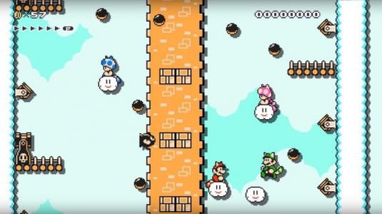 Online and multiplayer modes in Super Mario Maker 2: Everything we know so far