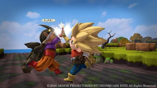 Dragon Quest Builders 2 Demo Announced