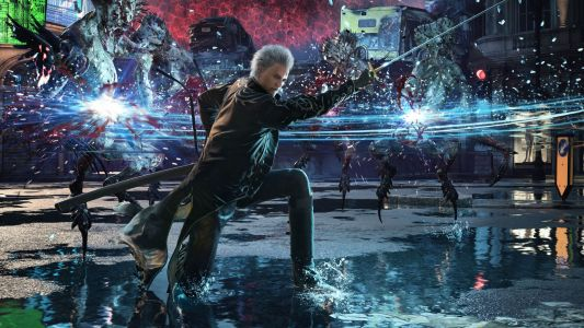 Devil May Cry 5: Special Edition Will Run at 4K/60 FPS or up to 120 FPS With Ray-Tracing Disabled