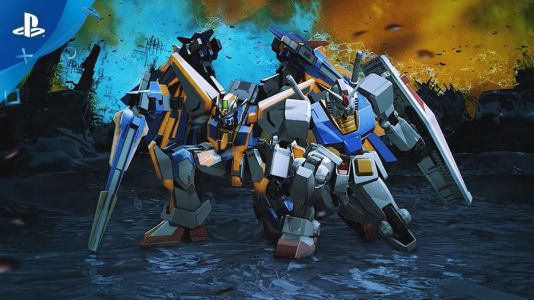 Mobile Suit Gundam Extreme Vs. Maxi Boost On Gets Info Trailer