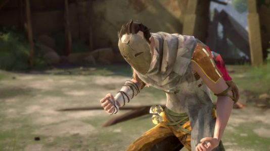 Absolver's New Update 'Downfall' Launches This September