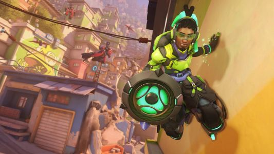 Get a free copy of Overwatch on PC