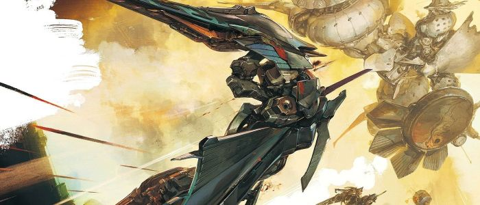 Ikaruga may be getting physical editions for PS4 and Switch