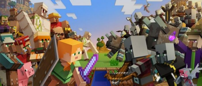 Minecraft 1.11.0 revamps villages, refines trading system, and introduces Wandering Trader