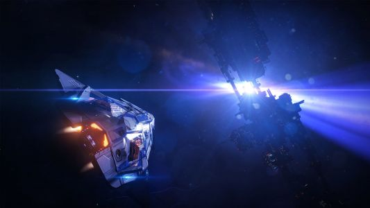 Elite Dangerous is free on the Epic Store this week and MudRunner is coming next