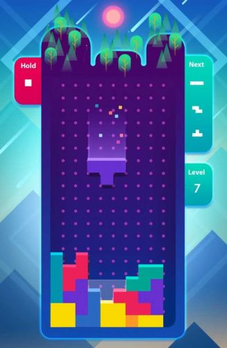 Tetris Makes a Return on Google Play in a Brand New Game by N3twork Inc