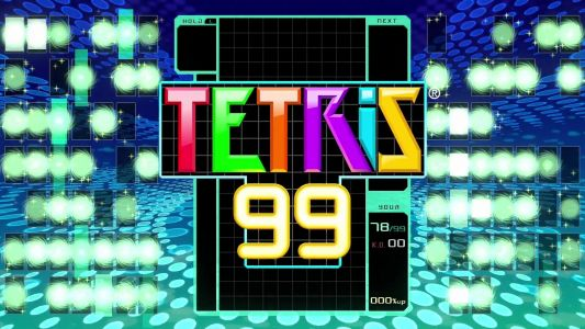 Tetris 99 is a free-to-play battle royale on Switch