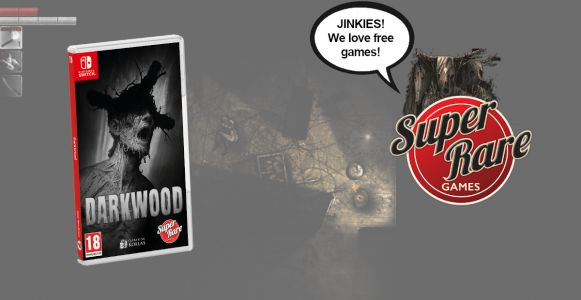 Contest: Win eerie horror title Darkwood on Switch from Super Rare Games