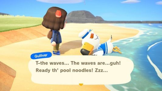 Animal Crossing: New Horizons - How to help Gulliver