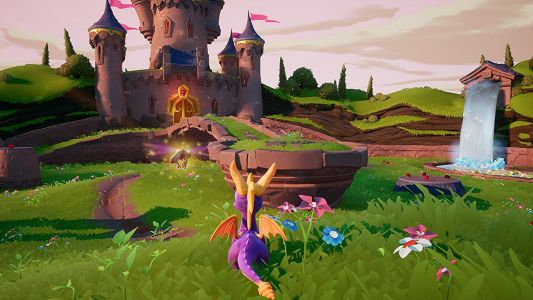 Spyro: Reignited Trilogy Will Include Options For Rescored Music, as Well As the Original Soundtrack