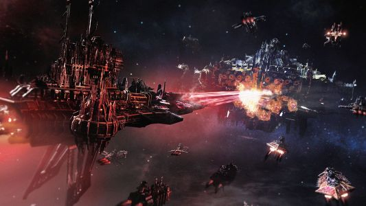 Battlefleet Gothic: Armada 2 - Chaos Campaign Out Today, Launch Trailer Released