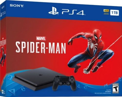 Black Friday starts early with this PS4 and Spider-Man bundle for $200