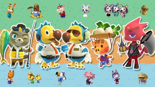 The recent Animal Crossing craze is invading Smash Ultimate this week