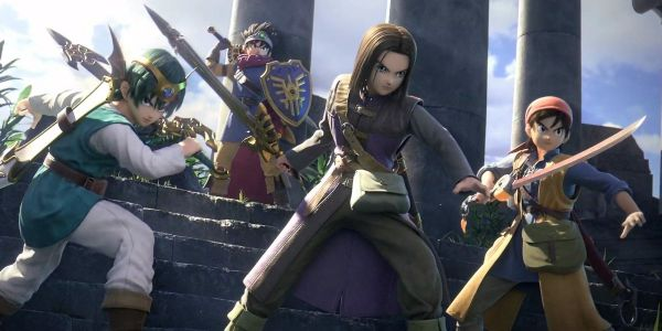 Dragon Quest is invading Super Smash Bros. Ultimate