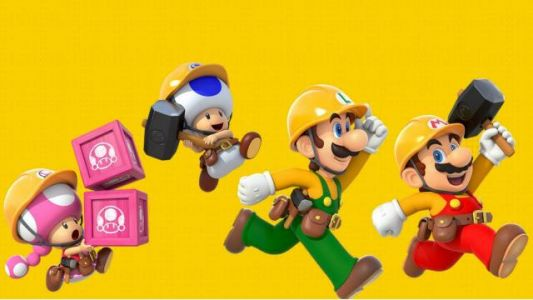 Super Mario Maker 2 Tops the Italian Charts