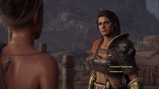 Assassin's Creed Odyssey Legacy of the First Blade choices guide - Can you save The Tempest, Stay or Farewell?